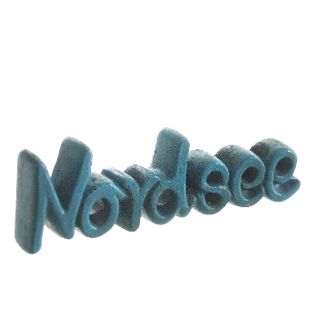 "Deko-Schriftzug""Nordsee"" Polystone"