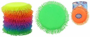 Wurfscheibe Silikon 6 Farben ca.13cm