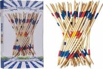 Mikado Set 41 Teile Holz ca.40cm