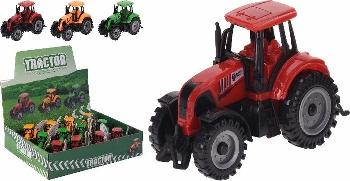 Traktor 3-fach sort. ca.10cm
