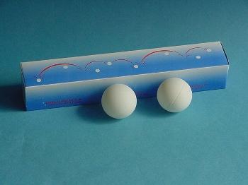 Tischtennis Bälle 6 Stück in Schachtel Set-Preis