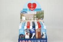 Feuerzeug I love Nord 5f. sort.