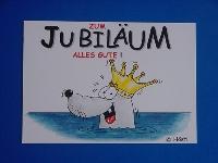 Emma-Postkarte Zum Jubiläum...