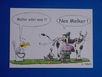 Emma-Postkarte Müller oder was?!