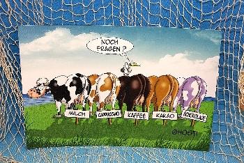 Hösti Platzset 5 Kühe ca.44x30cm Kunststoff