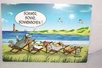 Hösti Platzset Sommer ca. 44x30cm Kunststoff