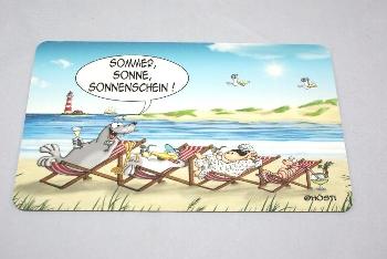 Hösti Frühstücksbrett Sommer (Resopal) ca.23x14cm