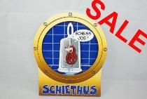 Hösti Schild Schiethus ca.24x20cm MDF