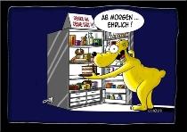 Postkarte Ehrlich
