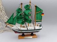 Alexander von Humboldt ca.16cm Holz