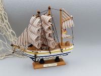 Gorch Fock ca.16 cm Holz
