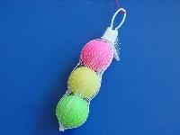 Ersatzbälle für Beach-Ball-Spiel ca. 4,5cm PREIS PRO BALL
