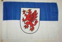 """Stockflagge """"Pommern"""""""