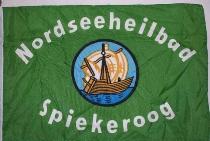 Stockflagge Spiekeroog