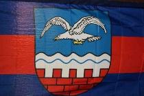 Stockflagge Sahlenburg