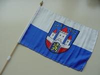 Stockflagge Jever