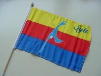 Stockflagge Sylt