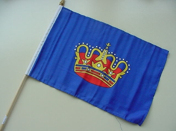 Stockflagge Fehmarn