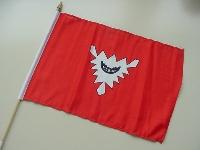 Stockflagge Kiel