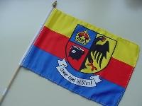 Stockflagge Nordfriesland