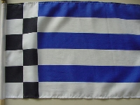 Flagge Norderney 90x60 cm