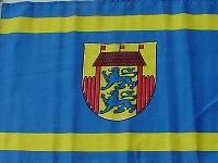 Flagge Husum 150x90 cm