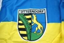 Flagge Otterndorf 90x60 cm