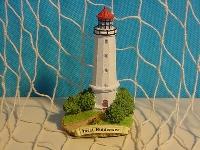 Leuchtturm Hiddensee ca.11cm Polystone