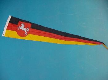 Wimpel Niedersachsen 28x148 cm