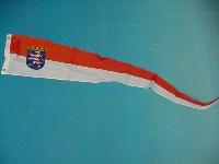 Wimpel Hessen 28x148 cm