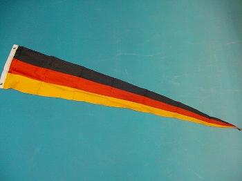 Wimpel BRD 28x148 cm