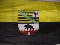 Flagge Sachsen Anhalt 150x90 cm