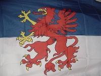 Flagge Pommern 150x90