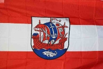 Flagge Bremerhaven 150x90 cm