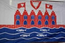Flagge Heiligenhafen 150x90 cm