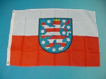 Flagge Thüringen 60x90 cm