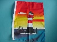 Stockflagge RS Motiv ca. 32x43 cm