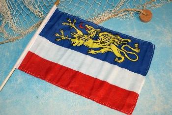 """Stockflagge """"Rostock"""""""