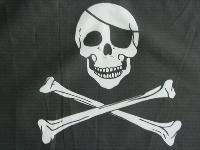 Flagge Pirat 150x90cm