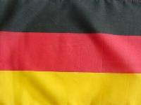 Flagge BRD 150x90 cm