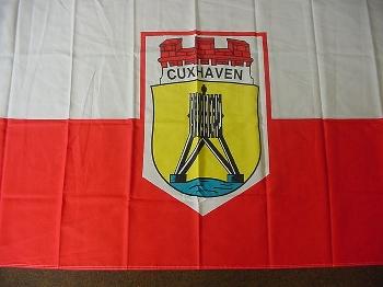 Flagge Cuxhaven 150x90 cm