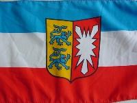Flagge Schleswig-Holstein 150x90 cm