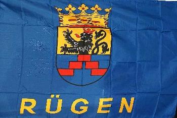 Flagge Rügen 150x90 cm
