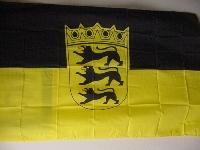 Flagge Baden Württemberg 150x90 cm