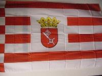 Flagge Bremen 150x90 cm