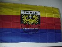 Flagge Emden 150x90 cm