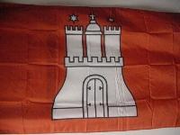 Flagge Hamburg 150x90 cm
