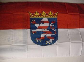 Flagge Hessen 150x90 cm