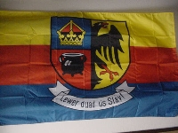 Flagge Nordfriesland 150x90 cm