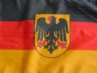 Flagge BRD mit Adler 90x60 cm